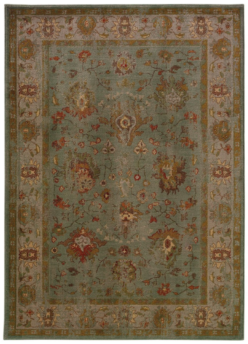 oriental weavers casablanca traditional area rug collection