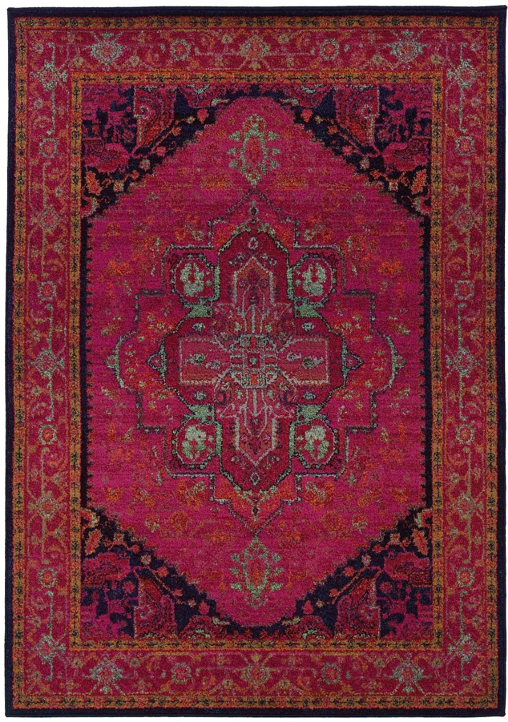 oriental weavers kaleidoscope european area rug collection