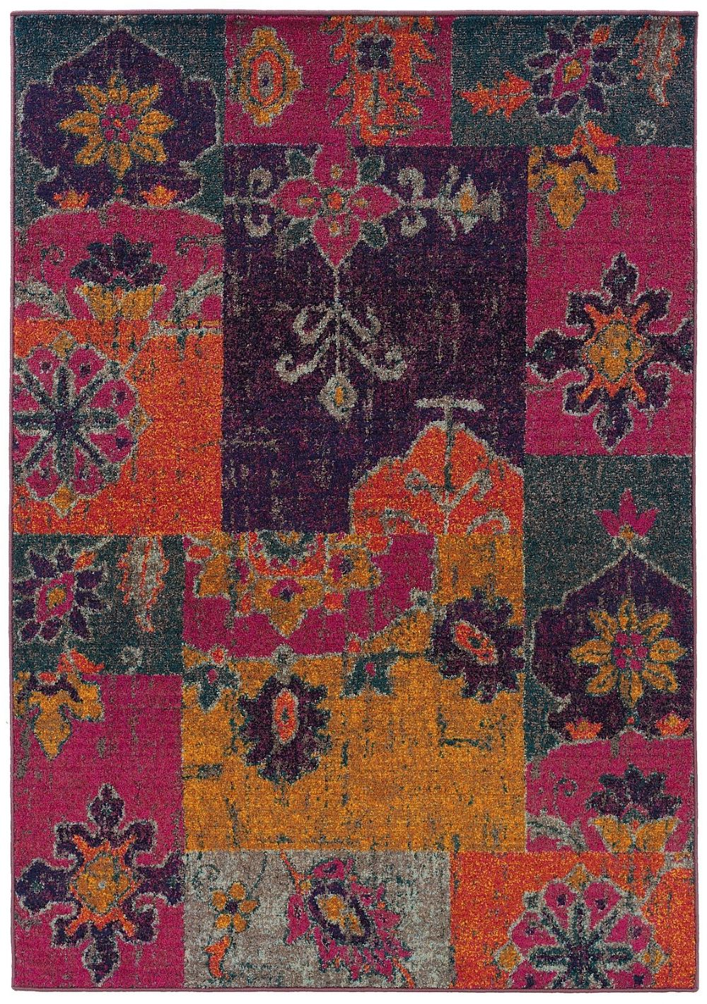 oriental weavers kaleidoscope contemporary area rug collection