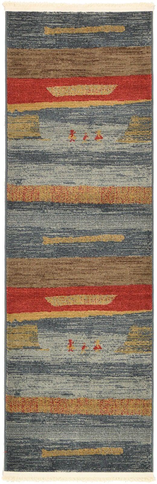 unique loom fars contemporary area rug collection