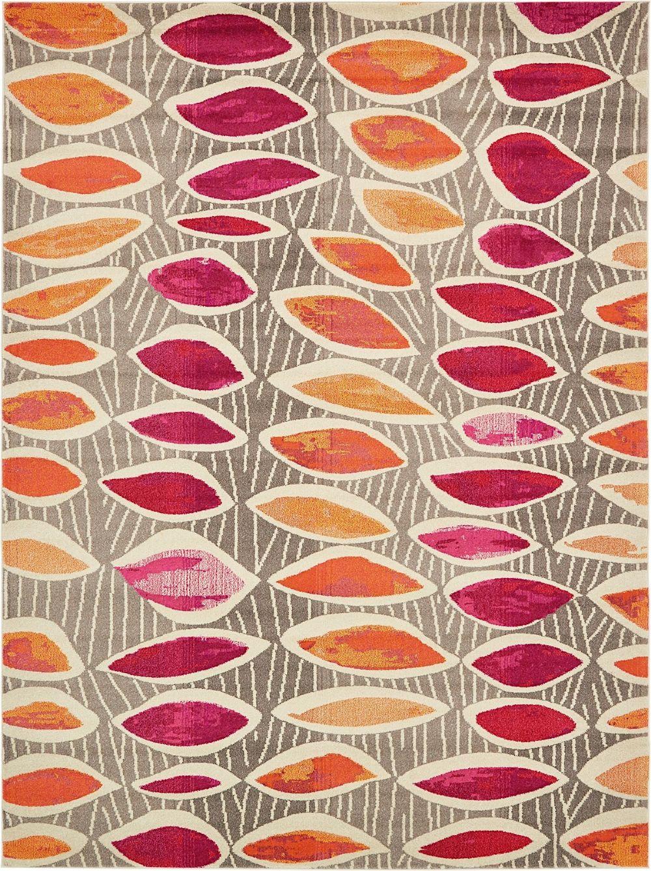 unique loom estrella contemporary area rug collection