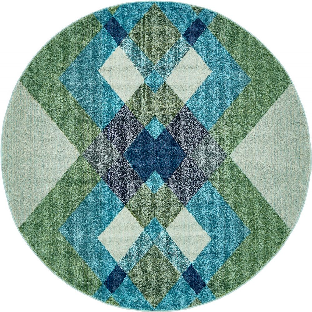 unique loom estrella contemporary area rug collection