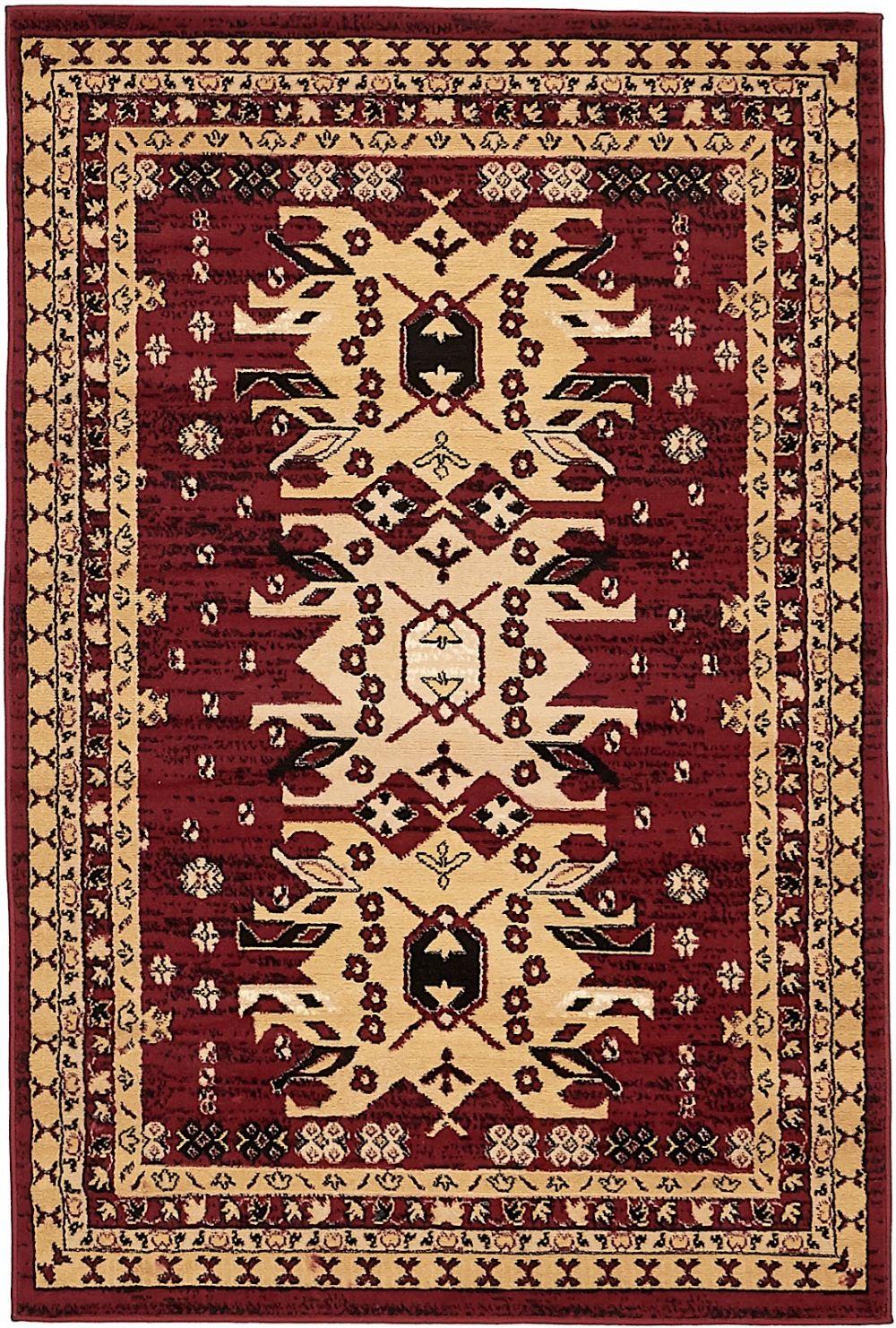 rugpal multan southwestern/lodge area rug collection
