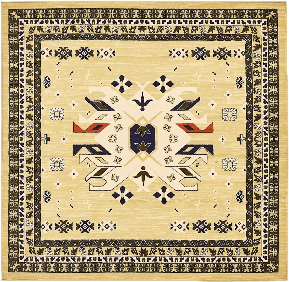 rugpal multan southwestern/lodge area rug collection