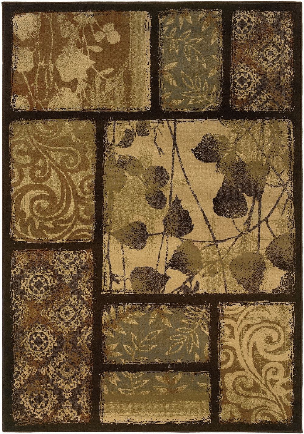 oriental weavers darcy transitional area rug collection