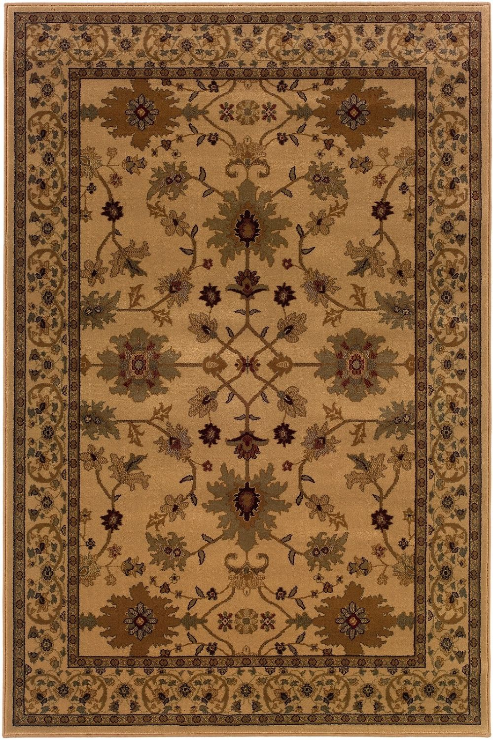 oriental weavers amelia traditional area rug collection