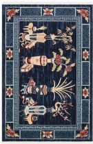 RugPal Country & Floral Ming Area Rug Collection