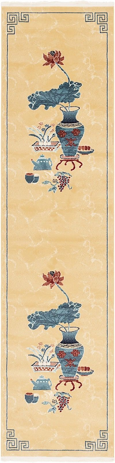 rugpal ming country & floral area rug collection
