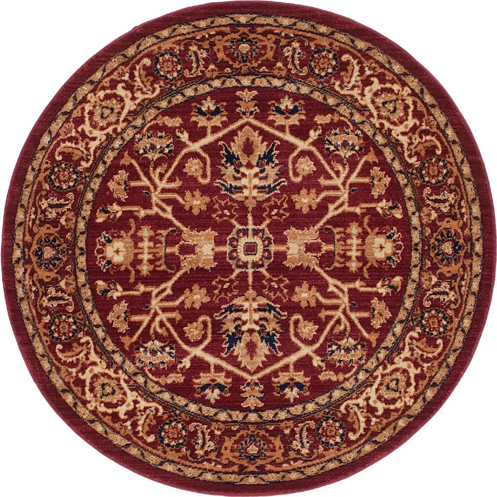 rugpal garth traditional area rug collection