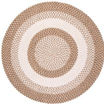 Colonial Mills Braided Blokburst Area Rug Collection