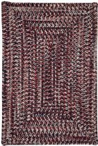 Colonial Mills Braided Corsica Area Rug Collection