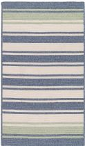Colonial Mills Braided Frazada Stripe Area Rug Collection