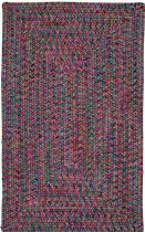 Colonial Mills Braided Kicks Cove (rect) Area Rug Collection
