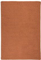 Colonial Mills Braided Sunbrella Solid Area Rug Collection