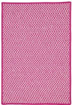 Colonial Mills Braided Outdoor Houndstooth Tweed Area Rug Collection