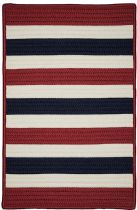 Colonial Mills Braided Portico Area Rug Collection