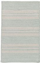 Colonial Mills Braided Sunbrella Southport Stripe Area Rug Collection