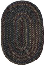 Colonial Mills Contemporary Midnight Area Rug Collection