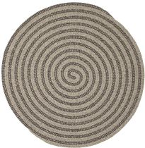 Colonial Mills Braided Woodland Round Area Rug Collection