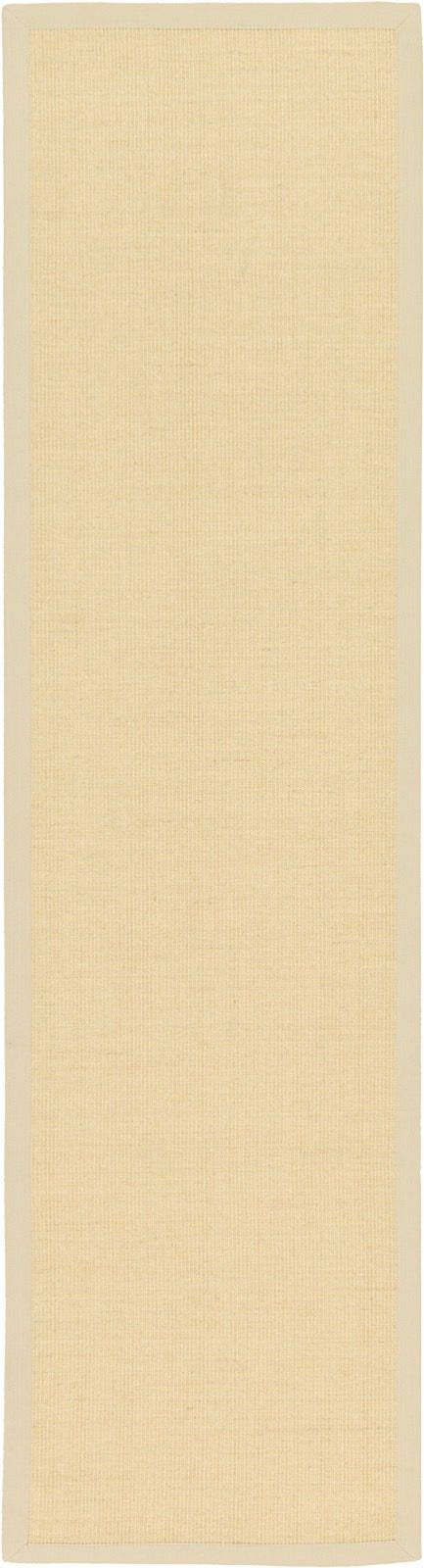 unique loom sisal solid/striped area rug collection
