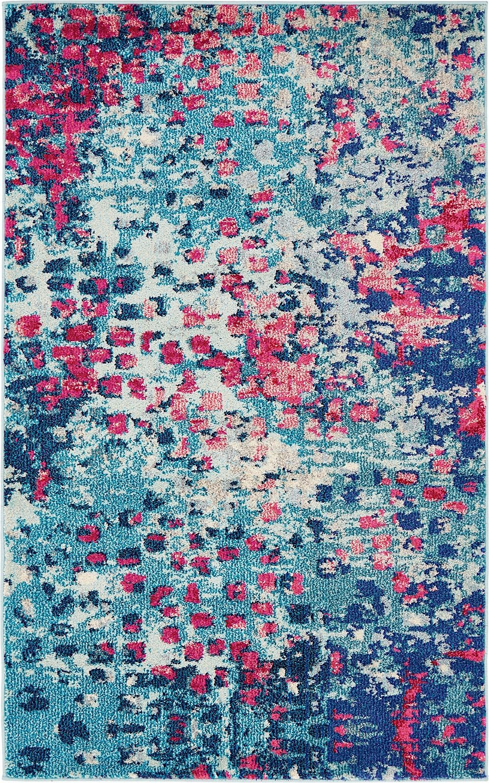 rugpal meadow contemporary area rug collection