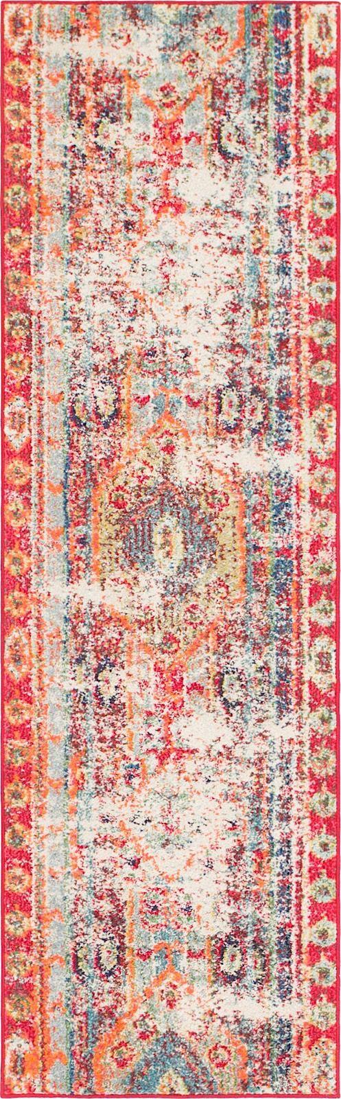 unique loom sedona contemporary area rug collection