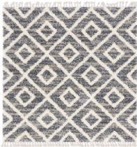 Unique Loom Shag Hygge Shag Area Rug Collection
