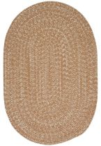 Colonial Mills Braided Tremont Area Rug Collection