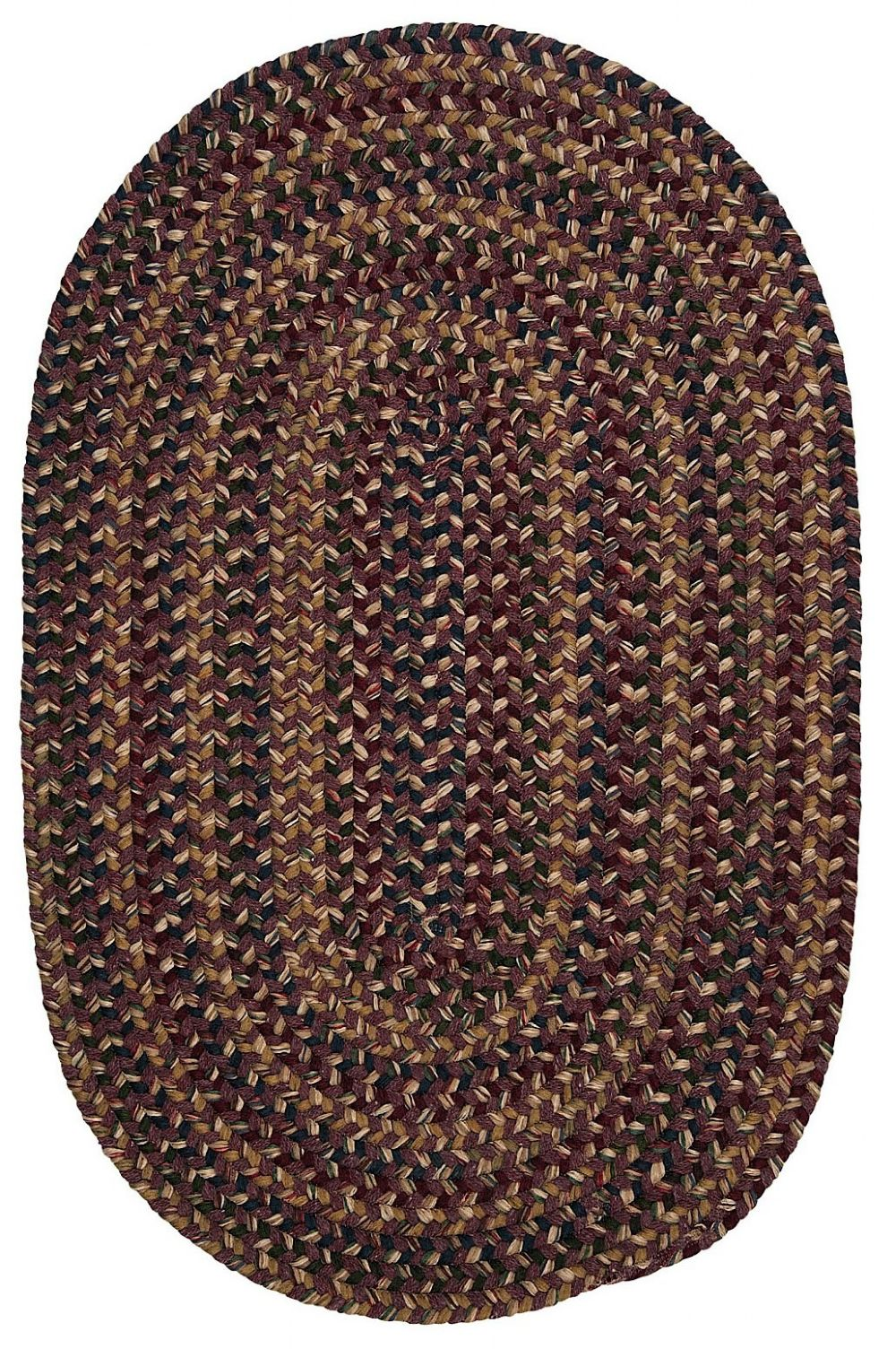 colonial mills twilight braided area rug collection