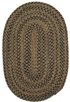 Colonial Mills Braided Twilight Area Rug Collection