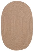 Colonial Mills Braided Bristol Area Rug Collection