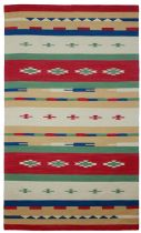 St Croix Trading Southwestern/Lodge Sedona Area Rug Collection
