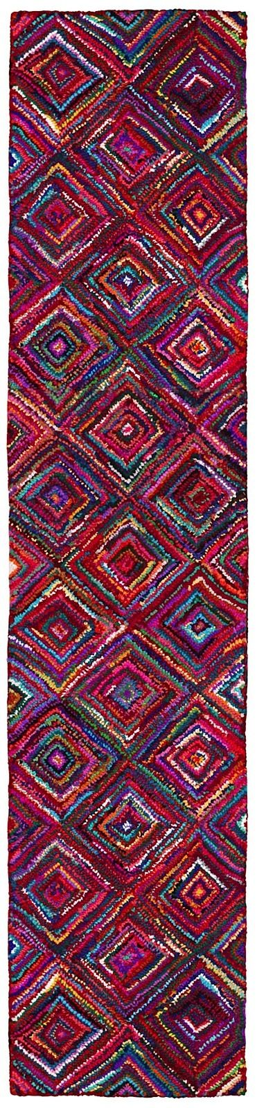 st croix trading brilliant ribbon contemporary area rug collection