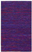 St Croix Trading Solid/Striped Sari Silk Area Rug Collection