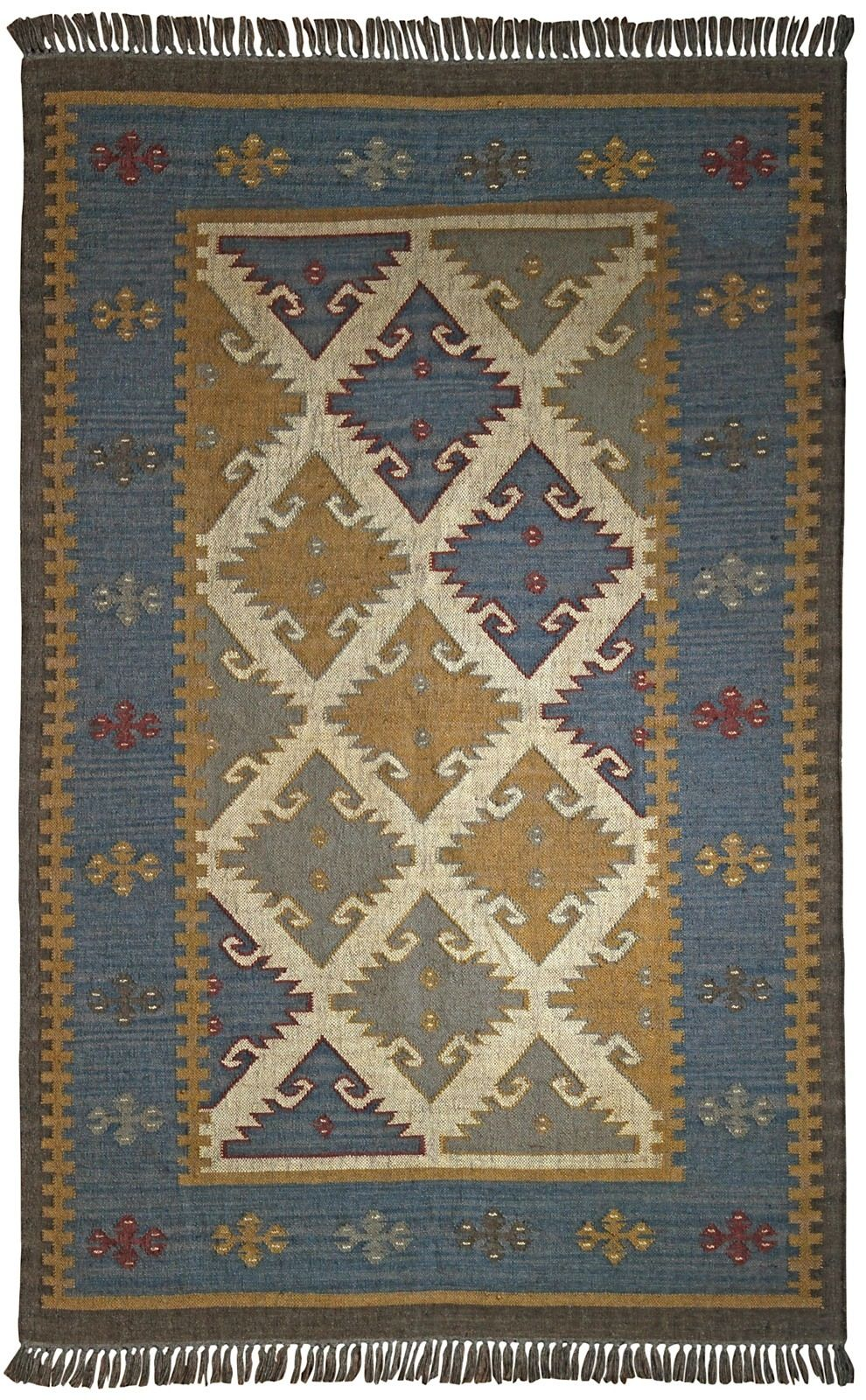 st croix trading hacienda southwestern/lodge area rug collection
