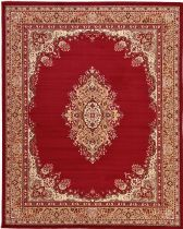 Unique Loom Traditional Reza Area Rug Collection