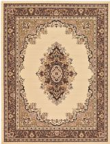 Unique Loom Traditional Reza Area Rug Collection