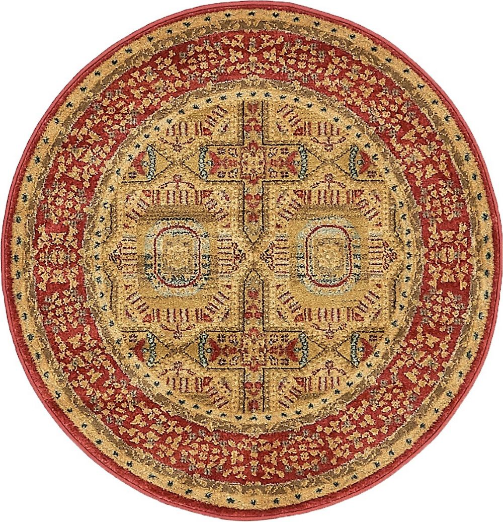 rugpal palazzo traditional area rug collection