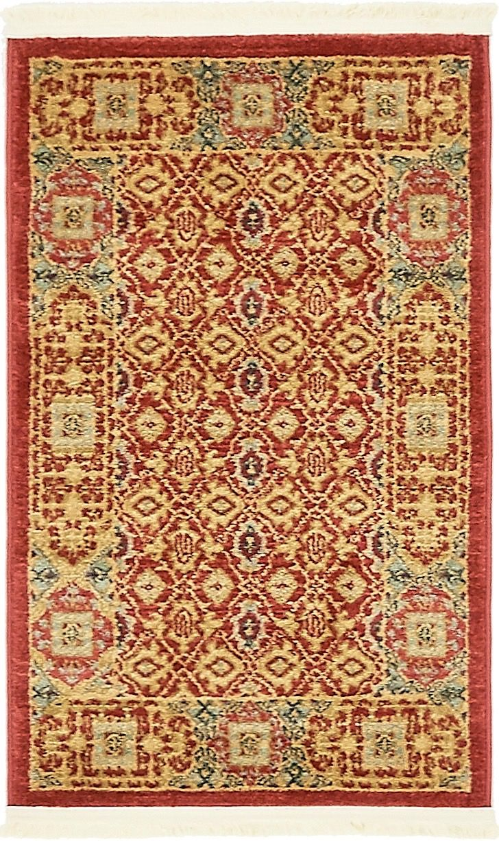 unique loom palace traditional area rug collection