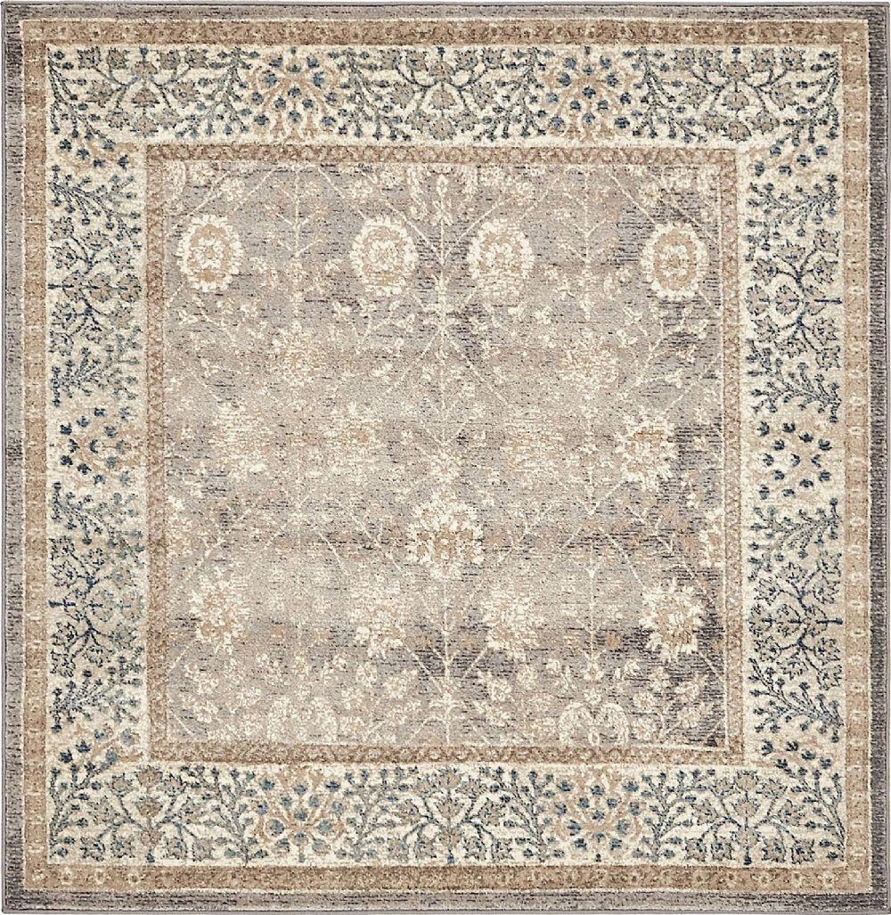 rugpal linz country & floral area rug collection