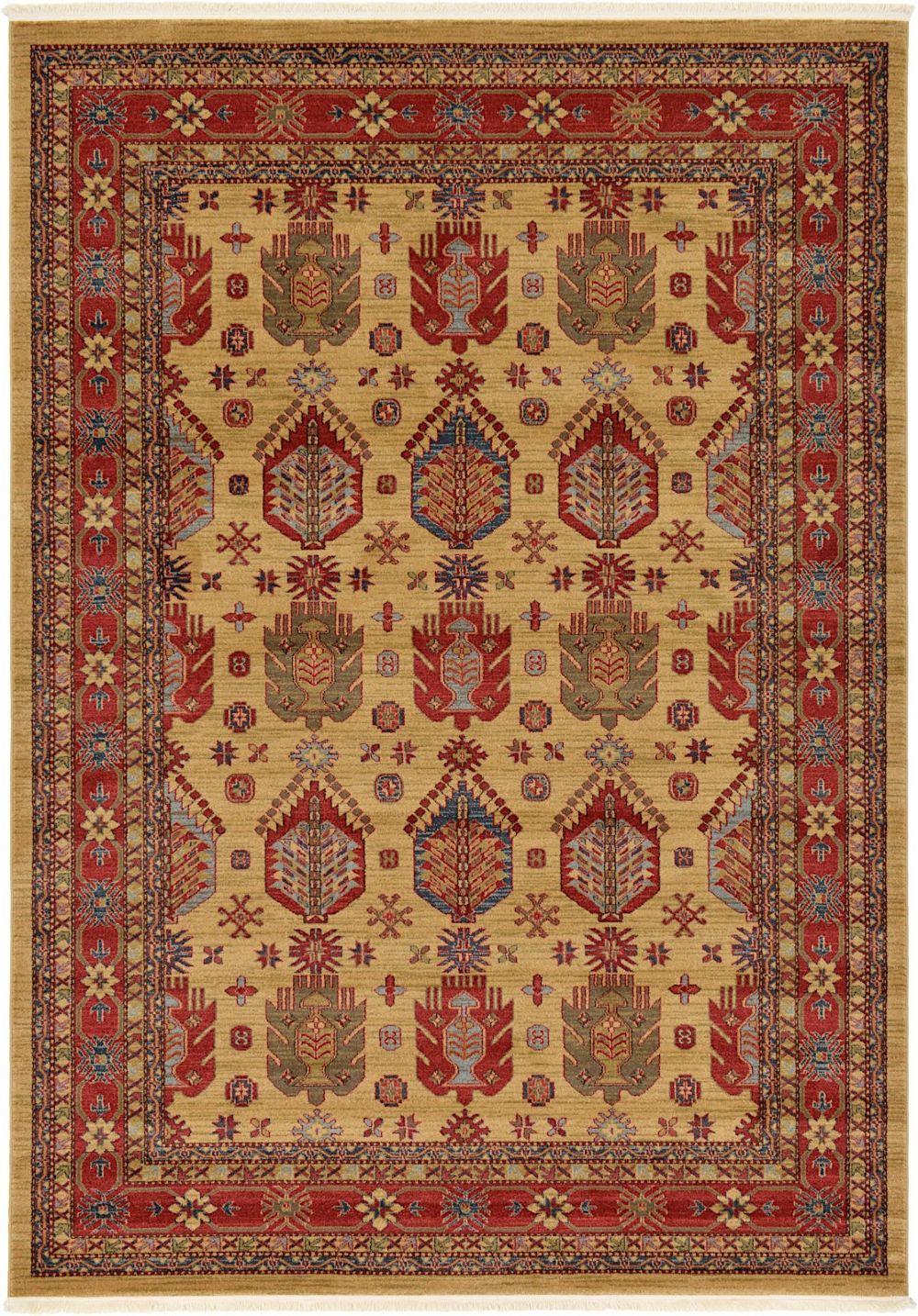 rugpal azar southwestern/lodge area rug collection