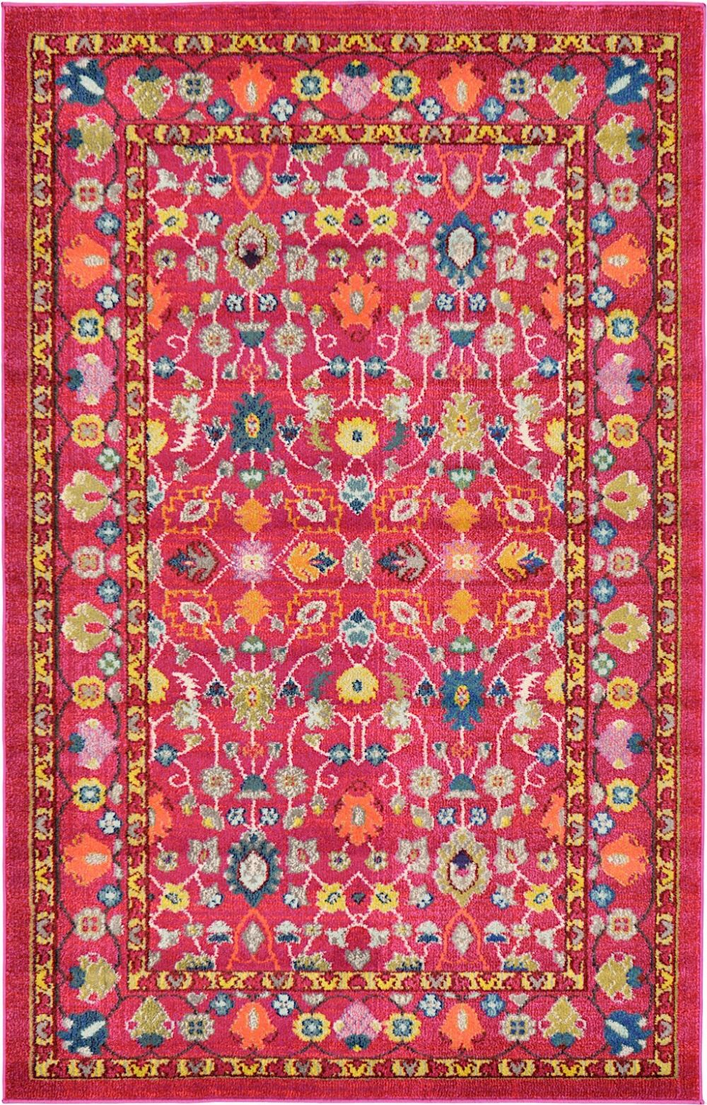 rugpal dauphine traditional area rug collection