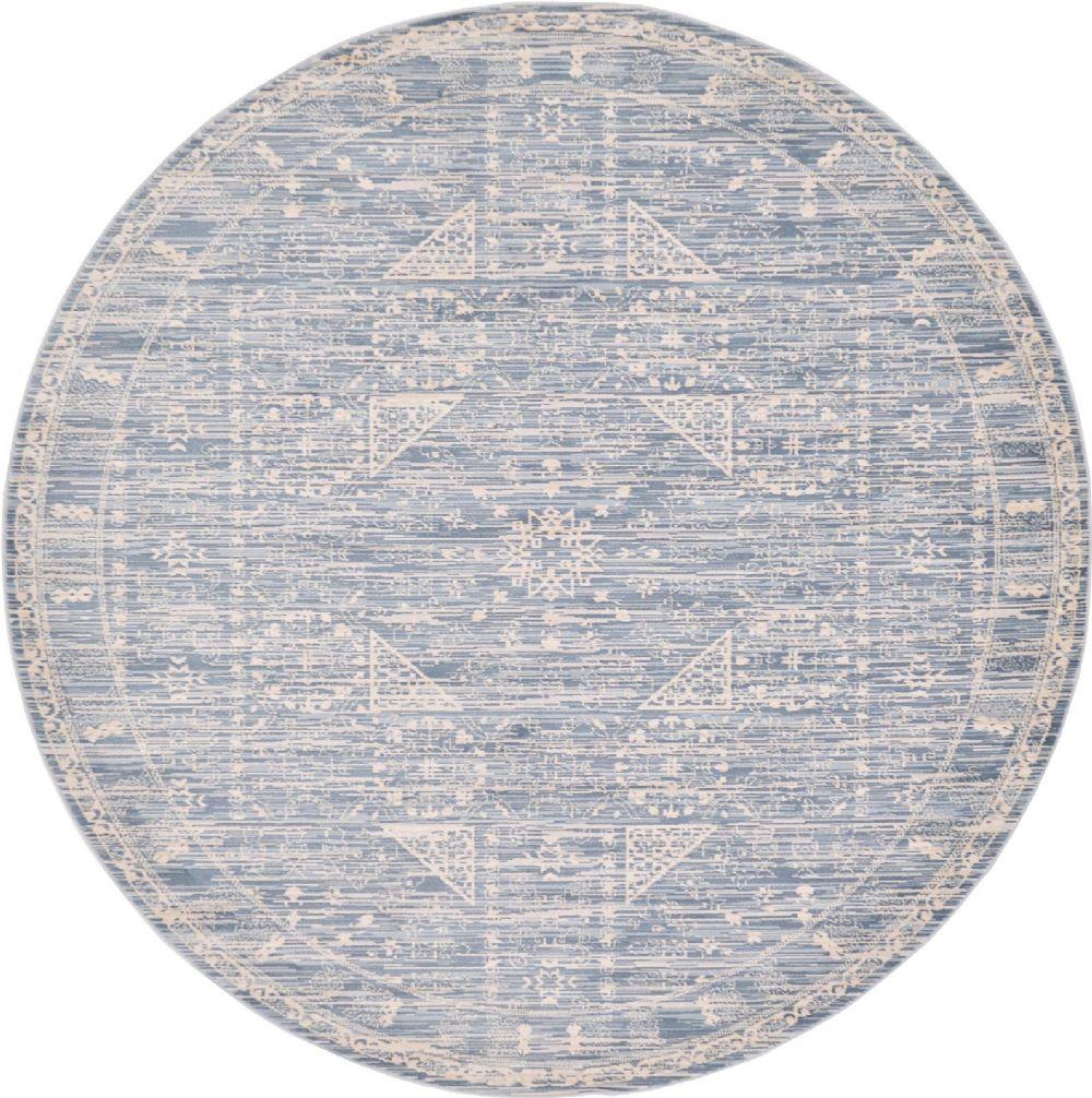 unique loom paris transitional area rug collection