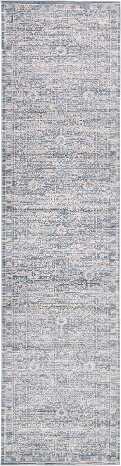 unique loom paris transitional area rug collection