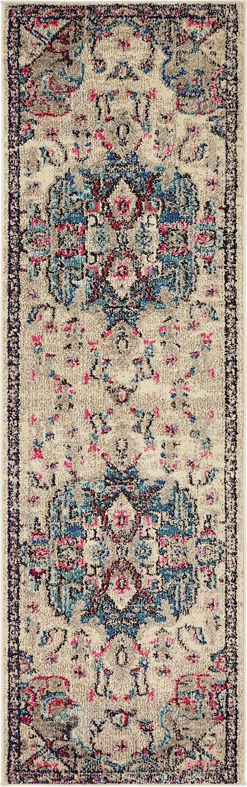 unique loom medici traditional area rug collection