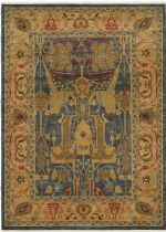 RugPal Southwestern/Lodge Azar Area Rug Collection
