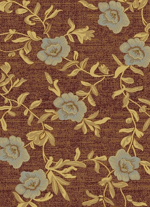 dynamic rugs yazd country & floral area rug collection