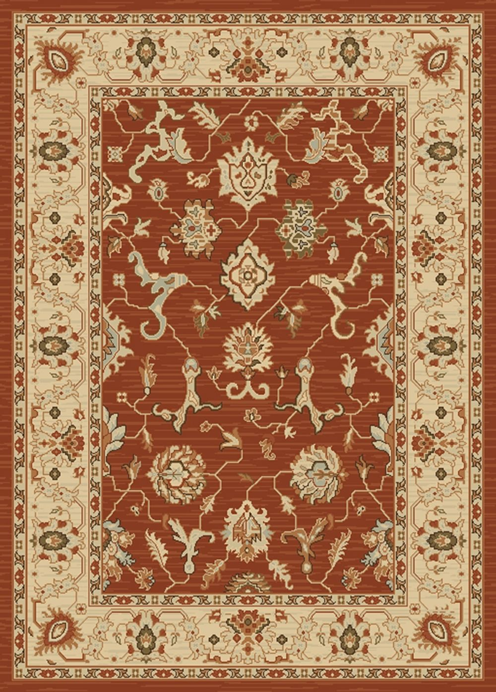 dynamic rugs nain traditional area rug collection