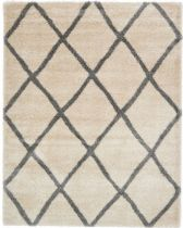 Unique Loom Shag Opulence Trellis Shag Area Rug Collection
