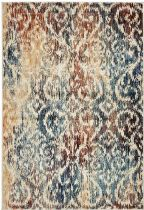 Unique Loom Transitional Mystic Area Rug Collection